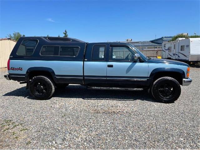 1989 Chevrolet Silverado (CC-1519389) for sale in Cadillac, Michigan