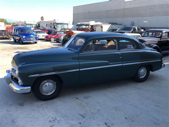 1950 Mercury 2-Dr Coupe (CC-1519397) for sale in Brea, California