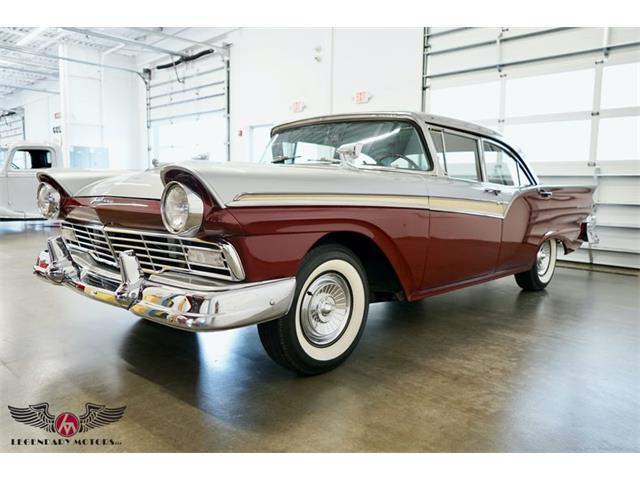 1957 Ford Fairlane (CC-1519398) for sale in Rowley, Massachusetts