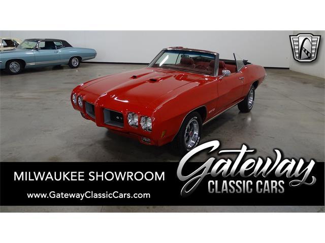 1970 Pontiac GTO (CC-1519401) for sale in O'Fallon, Illinois