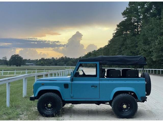 1990 Land Rover Defender (CC-1519403) for sale in Aiken, South Carolina