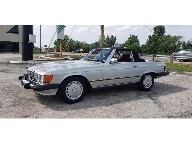 1989 Mercedes-Benz 560 (CC-1519416) for sale in St Louis, Missouri