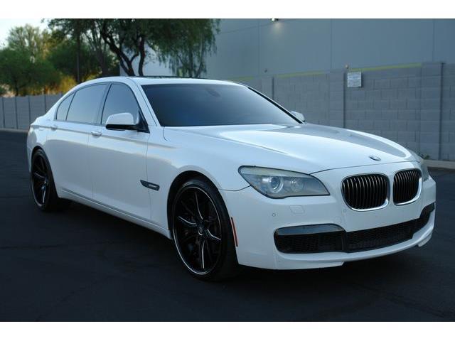 2012 BMW 7 Series (CC-1519418) for sale in Phoenix, Arizona