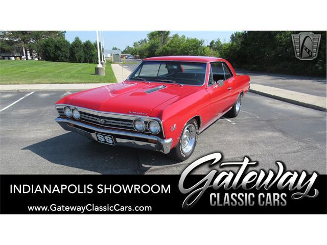 1967 Chevrolet Chevelle (CC-1519424) for sale in O'Fallon, Illinois