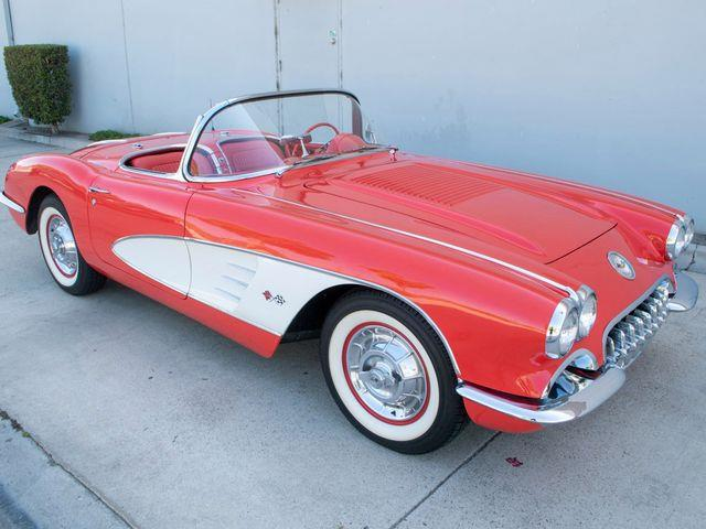 1958 Chevrolet Corvette (CC-1519425) for sale in La Jolla, California