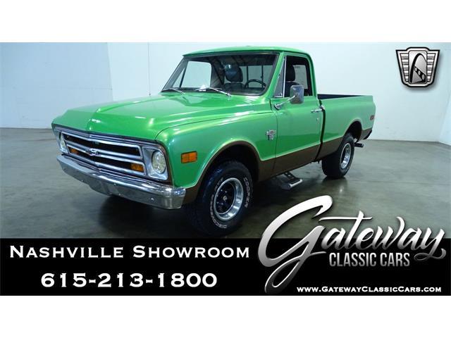 1968 Chevrolet C10 (CC-1519440) for sale in O'Fallon, Illinois