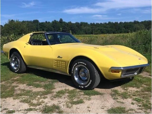 1970 Chevrolet Corvette (CC-1519450) for sale in Tewksbury, Massachusetts