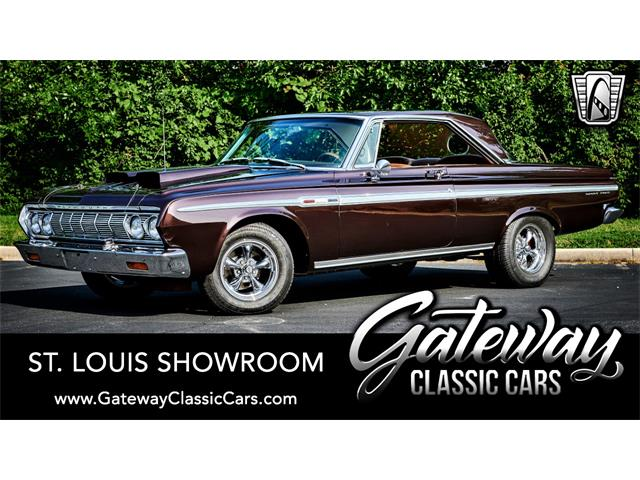 1964 Plymouth Sport Fury (CC-1519461) for sale in O'Fallon, Illinois