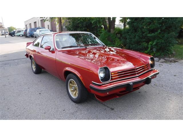 1976 Chevrolet Vega (CC-1519471) for sale in MILFORD, Ohio