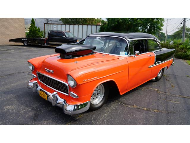 1955 Chevrolet Bel Air (CC-1519485) for sale in Old Bethpage, New York