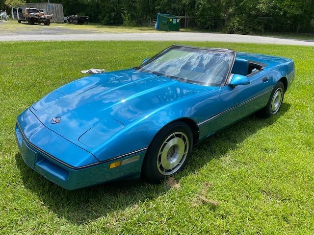 1987 Chevrolet Corvette (CC-1510949) for sale in Jacksonville , Florida