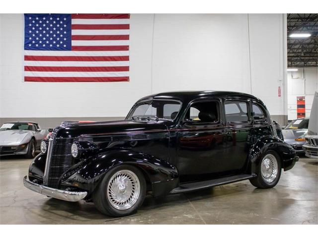 1937 Pontiac Deluxe Eight (CC-1519499) for sale in Kentwood, Michigan