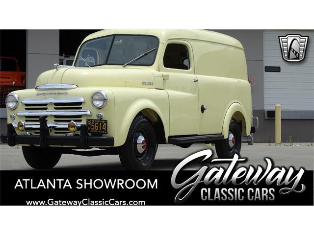 1948 Dodge Panel Truck (CC-1519502) for sale in O'Fallon, Illinois
