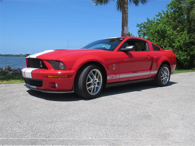 2008 Shelby GT500 (CC-1510951) for sale in Englewood, Florida