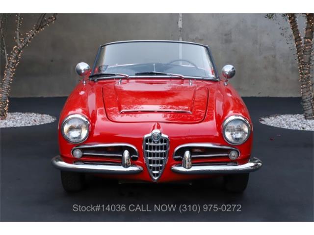 1965 Alfa Romeo Giulia Spider (CC-1519514) for sale in Beverly Hills, California