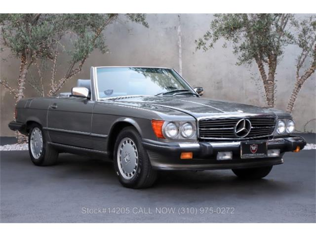 1989 Mercedes-Benz 560SL (CC-1519517) for sale in Beverly Hills, California