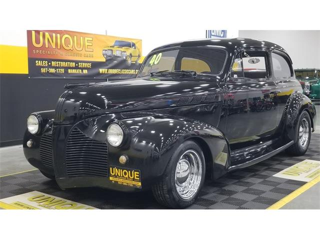 1940 Pontiac Deluxe Eight (CC-1519527) for sale in Mankato, Minnesota