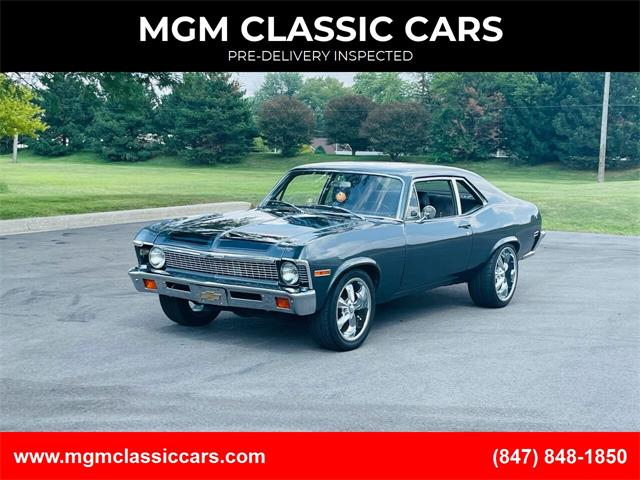 1971 Chevrolet Nova (CC-1519540) for sale in Addison, Illinois