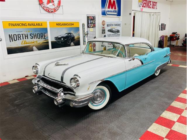 1956 Pontiac Star Chief (CC-1519552) for sale in Mundelein, Illinois