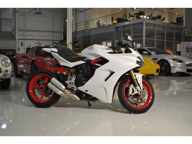 2017 Ducati SuperSport (CC-1519554) for sale in Charlotte, North Carolina