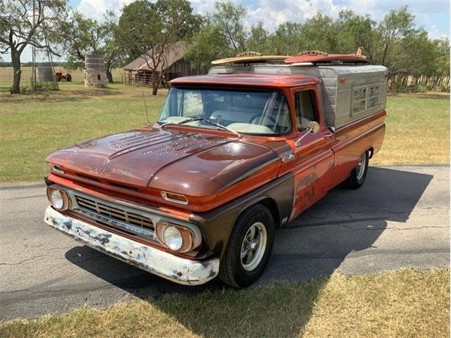 1962 Chevrolet 3100 (CC-1519555) for sale in Fredericksburg, Texas