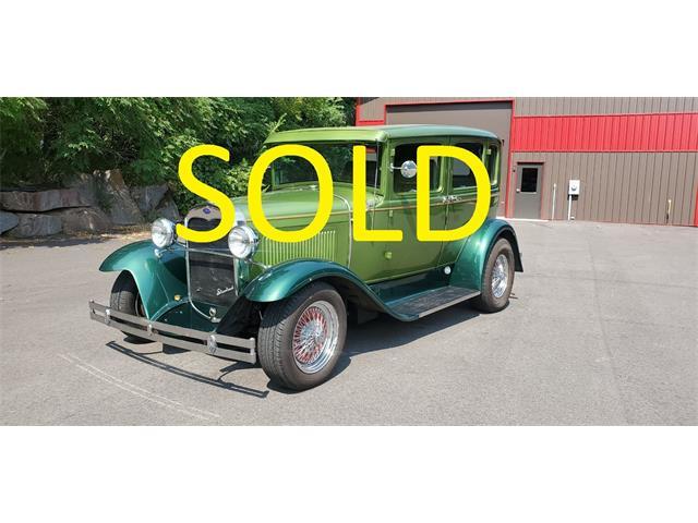 1930 Ford Sedan (CC-1519562) for sale in Annandale, Minnesota