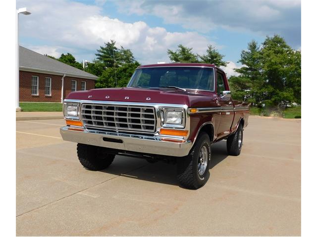 1978 Ford F150 (CC-1510957) for sale in Fenton, Missouri