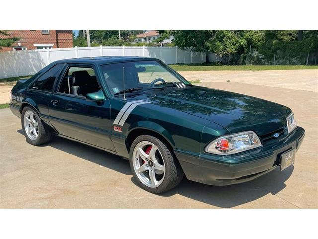 1991 Ford Mustang (CC-1519571) for sale in West Chester, Pennsylvania