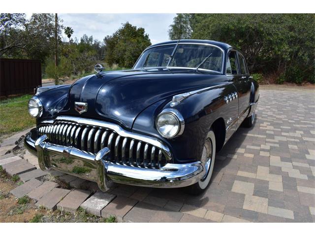 1949 Buick Roadmaster (CC-1519578) for sale in San Luis Obispo, California