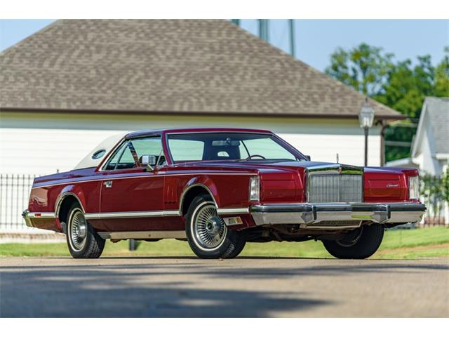 1979 Lincoln Continental (CC-1519580) for sale in Collierville, Tennessee