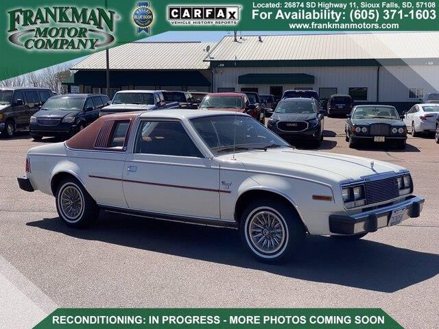 1980 AMC Concord (CC-1519605) for sale in Sioux Falls, South Dakota