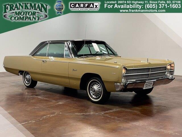 1967 Plymouth Fury (CC-1519607) for sale in Sioux Falls, South Dakota
