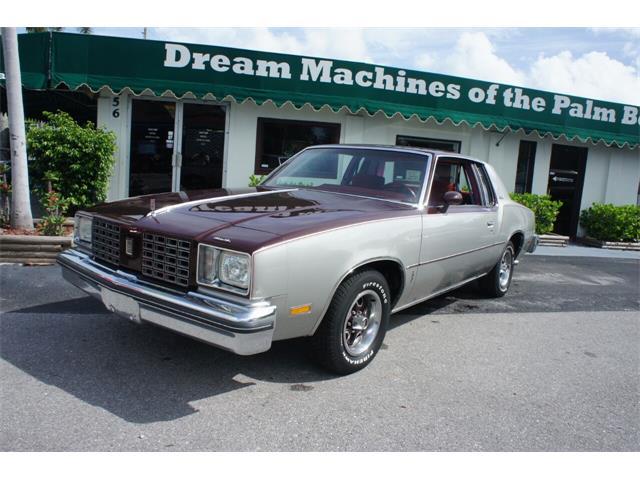 1979 Oldsmobile Cutlass Supreme (CC-1519610) for sale in Lantana, Florida