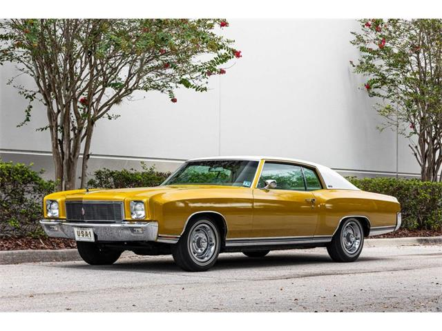 1971 Chevrolet Monte Carlo (CC-1519612) for sale in Orlando, Florida