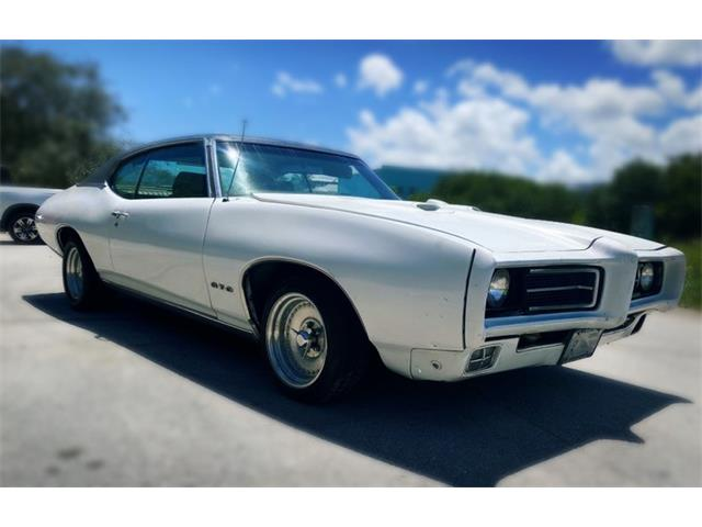 1969 Pontiac GTO (CC-1519615) for sale in Delray Beach, Florida