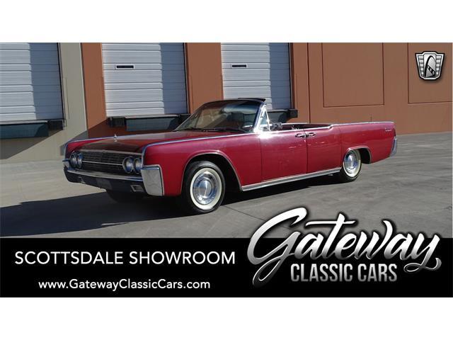 1962 Lincoln Continental (CC-1519627) for sale in O'Fallon, Illinois