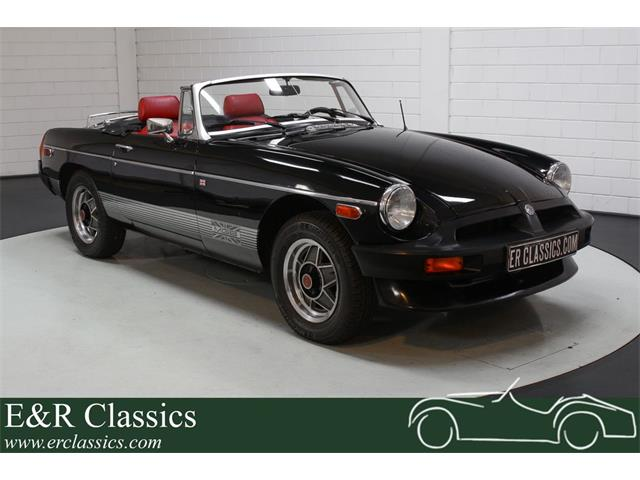 1979 MG MGB (CC-1519638) for sale in Waalwijk, Noord Brabant