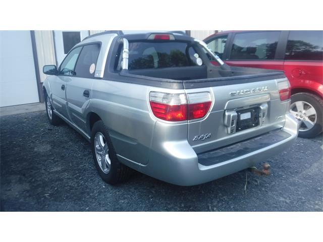 2006 Subaru Baja (CC-1519642) for sale in MILFORD, Ohio