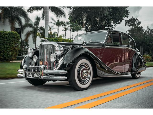 1950 Jaguar Mark V (CC-1519652) for sale in sarasota, Florida