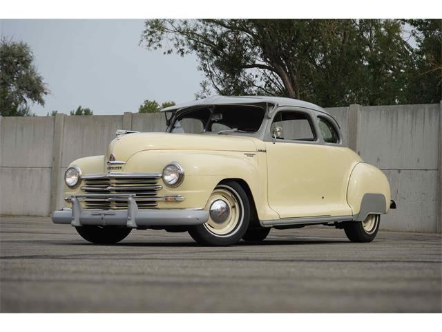 1947 Plymouth 2-Dr Coupe (CC-1519663) for sale in Boise, Idaho