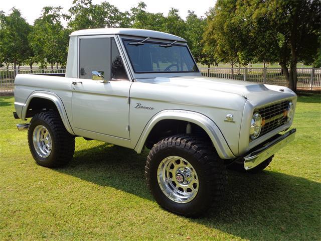 1966 Ford Bronco (CC-1519664) for sale in Stockton, California