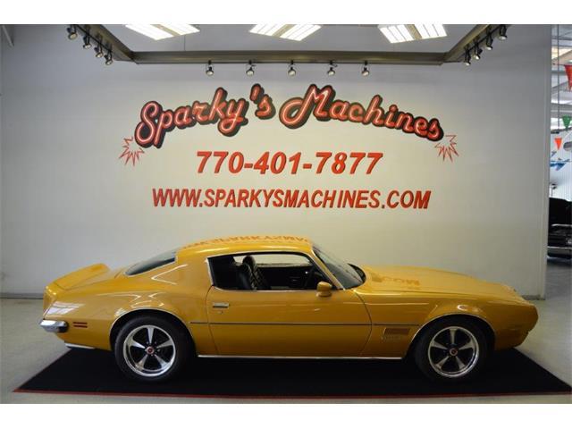 1971 Pontiac Firebird (CC-1519668) for sale in Loganville, Georgia