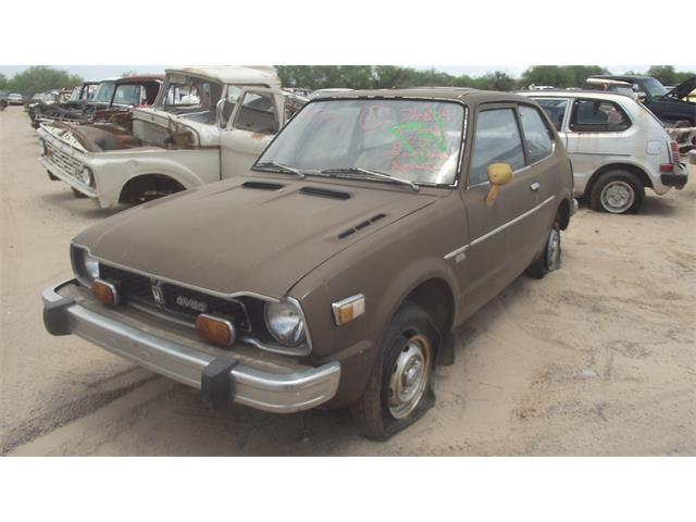 1976 Honda Civic (CC-1519672) for sale in Phoenix, Arizona