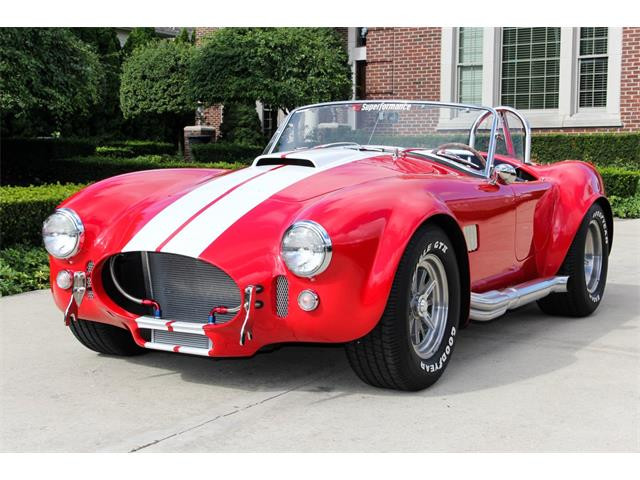 1965 Superformance MKIII (CC-1519676) for sale in WELLSVILLE, New York