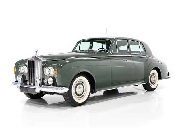 1965 Rolls-Royce Silver Cloud III (CC-1519679) for sale in st-leonard, Quebec