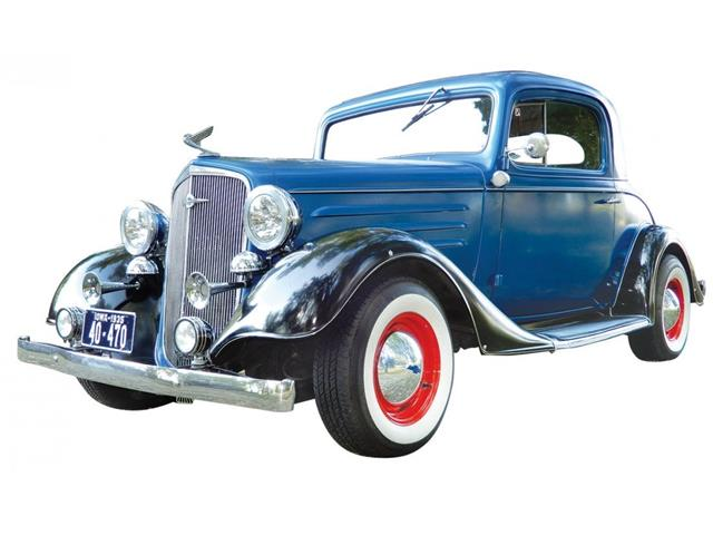 1935 Chevrolet Coupe (CC-1519703) for sale in Williams, Iowa
