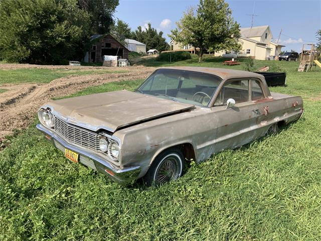 1964 Chevrolet Biscayne (CC-1519734) for sale in Saint Edward, Nebraska