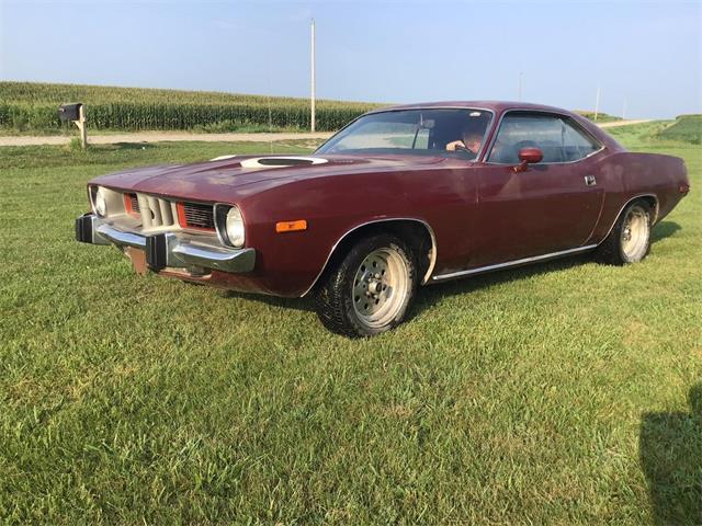 1973 Plymouth Barracuda (CC-1519752) for sale in Saint Edward, Nebraska
