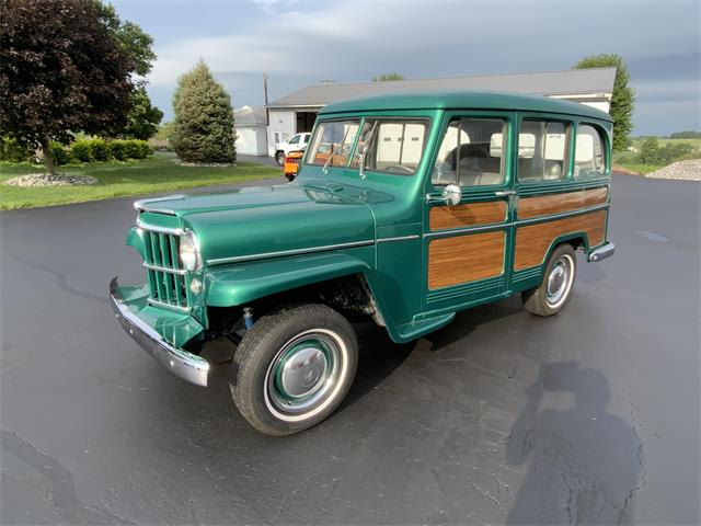 1957 Willys 2-Dr Coupe (CC-1519766) for sale in Saint Edward, Nebraska