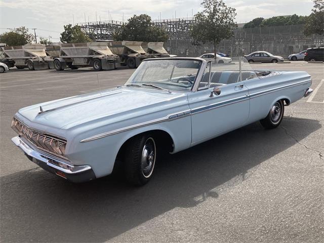 1964 Plymouth Fury (CC-1519771) for sale in Pasadena, California